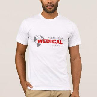T-shirt Habillement médical global d'Américain de brigades