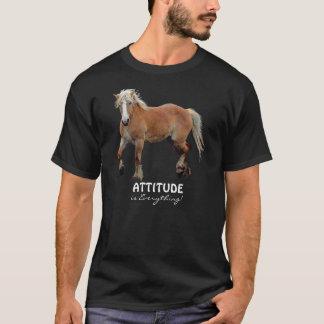 T-shirt Habillement sportif belge de cheval de trait de