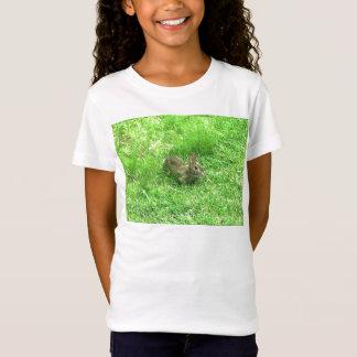 T-Shirt Habillements confortables de la jeunesse de lapin