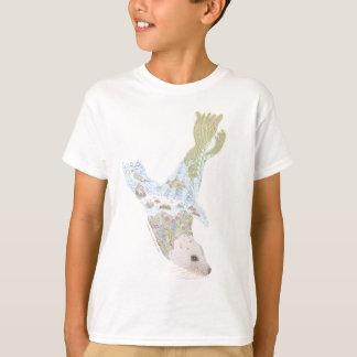 T-shirt Habitat de mers d'otarie