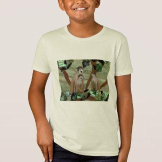 T-Shirt Habitat de singe