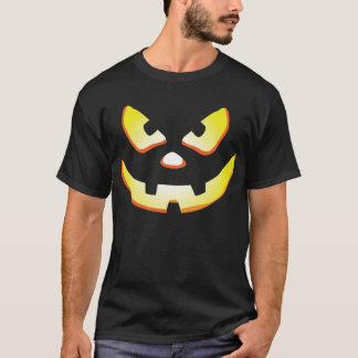 T-shirt Halloween Jack-o'-lantern