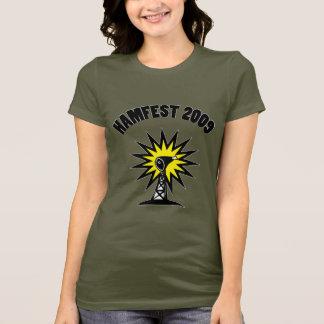 T-shirt Hamfest 2009 - Radio-amateur