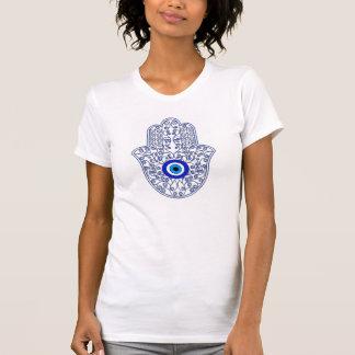 T-shirt hamsa-mal-oeil