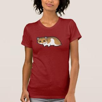 T-shirt Hamster de Syrien de bande dessinée