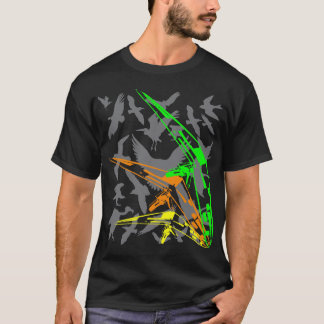 T-shirt HANG GLIDER HG-19 PontoCentral