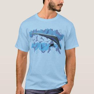 T-shirt HANG GLIDING Birds pontocentral