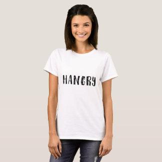 T-shirt Hangry
