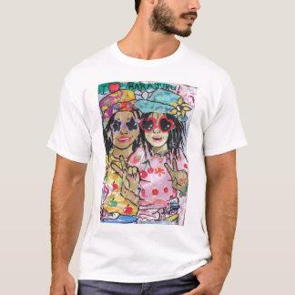 T-shirt Harajuku