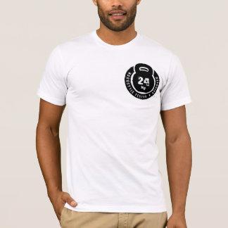 T-shirt Hardstyle Kettlebell 24kg examiné et approuvé