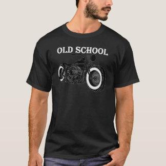 T-shirt Harley Davidson - Old School Bobber