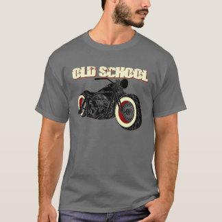 T-shirt Harley Davidson - Old School Bobber-3