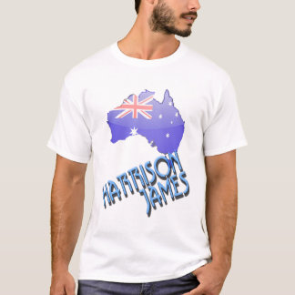 T-shirt Harrison James
