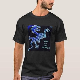 T-shirt Hausse du dragon
