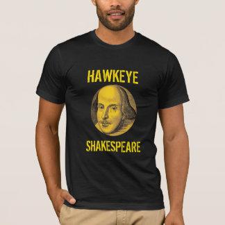 T-shirt Hawkeye Shakespeare + Allez le faire