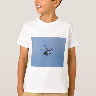 T-shirt Hélicoptère espagnol de Messerschmitt de police