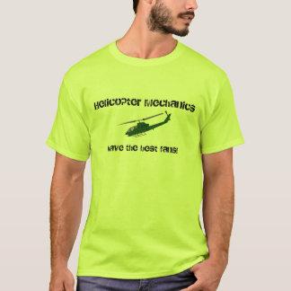 T-shirt Hélicoptère Mech