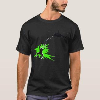 T-shirt Hélicoptère Zapper