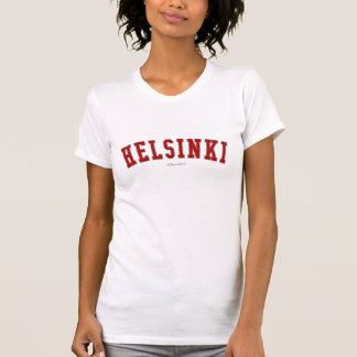 T-shirt Helsinki