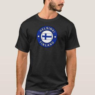 T-shirt Helsinki Finlande