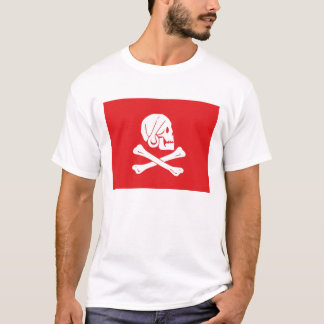 T-shirt Henry chaque drapeau de pirate