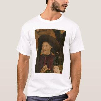 T-shirt Henry le détail de navigateur du Polyptych