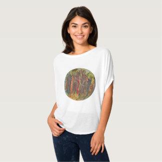 T-shirt Herbe sur la lune