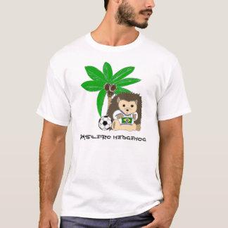 T-shirt Hérisson de Brasilia
