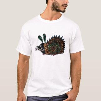 T-shirt Hérisson de lapin et carotte flamboyante