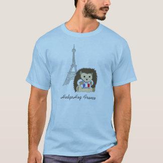 T-shirt Hérisson en France