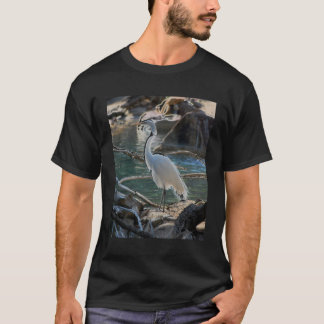 T-shirt Héron de Milou
