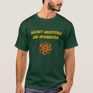 T-shirt Héros public