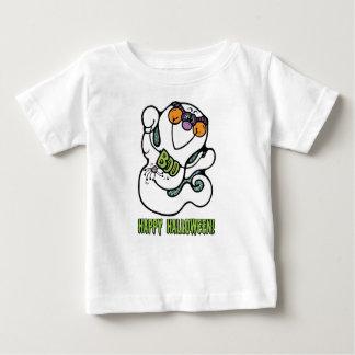T-shirt heureux de fantôme de Halloween