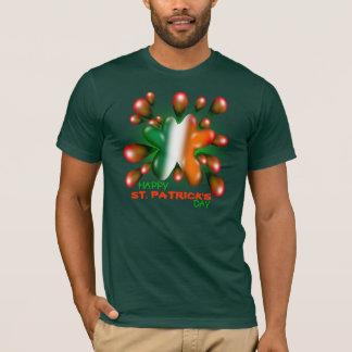 T-shirt heureux de Jour de la Saint Patrick