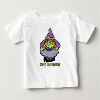 T-shirt heureux de sorcière de Halloween