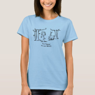 T-shirt heureux d'Eco