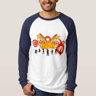 T-shirt Heureux ensemble
