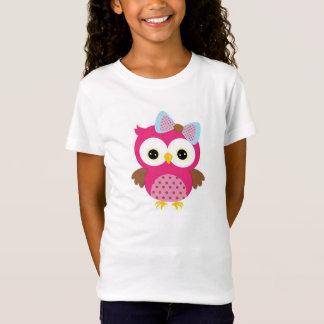T-Shirt Hibou/chemise de la jeunesse