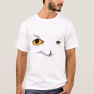 T-shirt Hibou de Milou par Rustyoldtown
