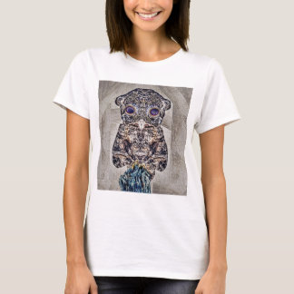 T-shirt Hibou de mite