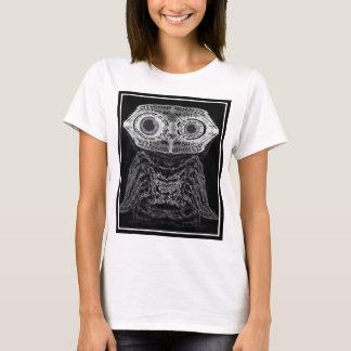T-shirt Hibou de rayon X