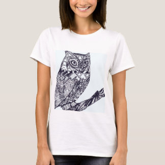 T-shirt hibou t