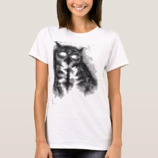 T-shirt Hiboux