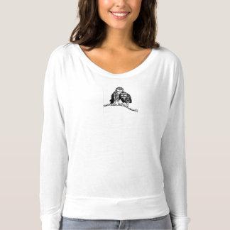 T-shirt Hiboux câlins