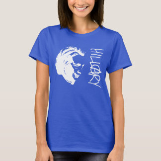 T-shirt hillary