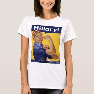 T-shirt Hillary Clinton Hillary !