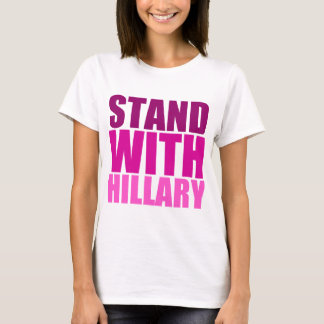 T-shirt Hillary rose 2016