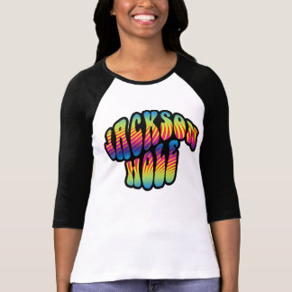 T-shirt Hippie de Jackson Hole Trippy
