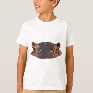 T-shirt Hippopotame