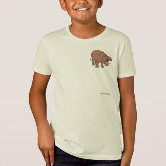 T-Shirt Hippopotame 11